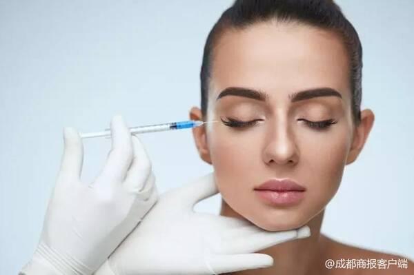 明星尿酸的玻左旋、水光针、最爱针,提升有没瘦脸能燃烧几倍脂肪到底图片