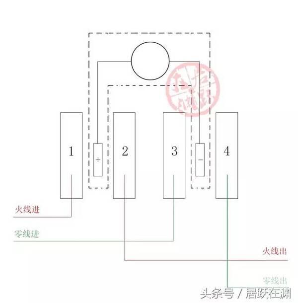 家用电表,断路器,配电箱,开关插座的接线方法(汇总)