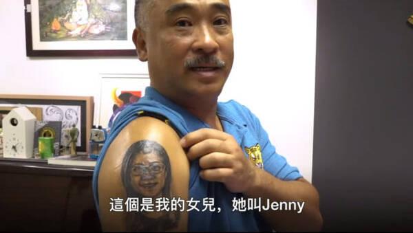 纹身的演变: 从黑社会,赶潮流到怀念亲人 你的第一个