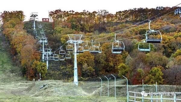 双鸭山市宝清县圣洁摇蓝山滑雪场,是宝清人民春夏秋冬,休闲,观光,旅游