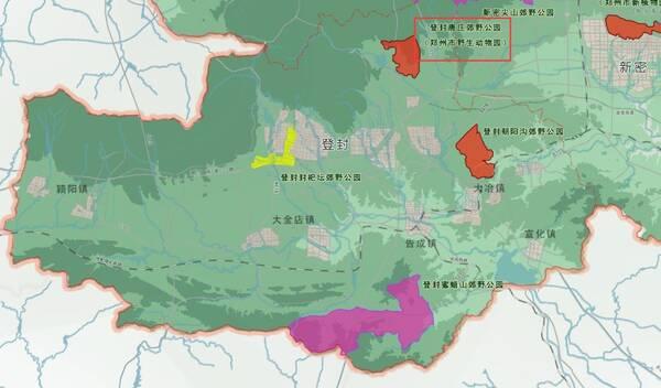郑州野生动物园,第二植物园…43个郊野公园纳入规划,近郊游有好去处了