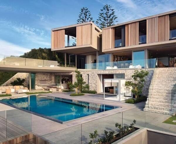 节环保,考虑又实用,不火怪,如果你家正不如别墅别墅,省钱在建下现代图砖瓦图片