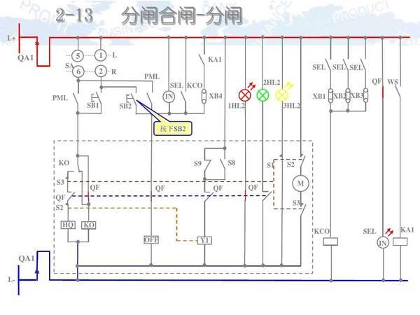 15种电气分合闸状态,老电工:这15个电路图全看懂的师傅真不简单