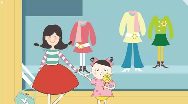 千万不要让孩子穿这样的衣服 因此,为了儿童生命安全,请家长在为孩子选购服装时一定要注意: 不要穿: 有长帽绳的的连帽衫,带丝巾、飘带的衣服,有亮片、水钻、铆钉、胸针等过多装饰品的衣服。
