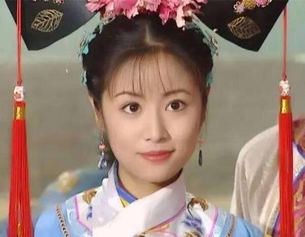 赵薇林心如刘丹三版香妃,同是美女却不同,琼瑶选她不图片