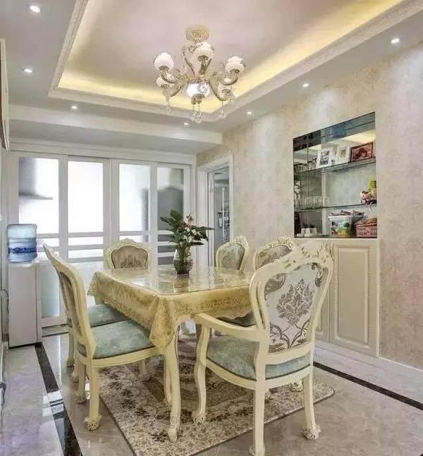 朋友家花了30万装修的豪华欧式新房美翻了,以后我家也