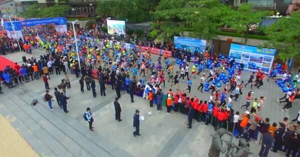 阳江海陵岛环岛国际马拉松报名火热 部分已满