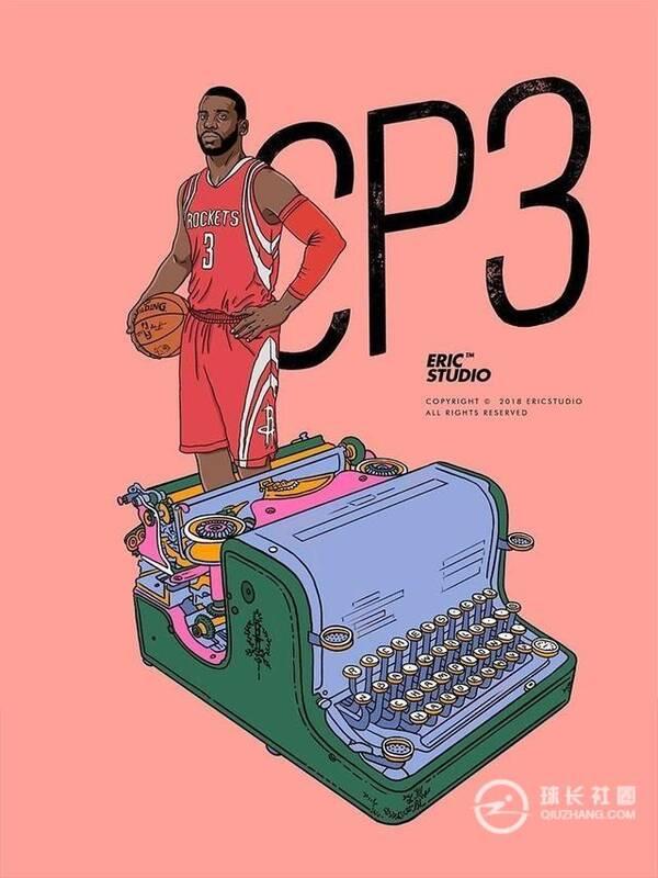 NBA权杖漫画集锦:詹姆斯手握漫画,杜兰特死神奥若样球星解放区图片