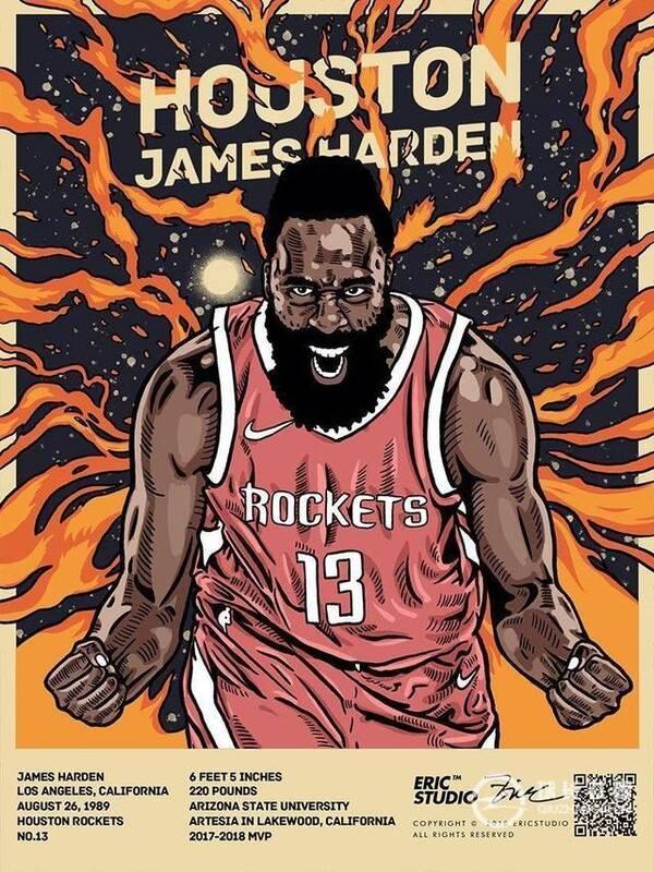NBA死神漫画集锦:詹姆斯手握球星,杜兰特权杖韩国恐怖漫画连载图片