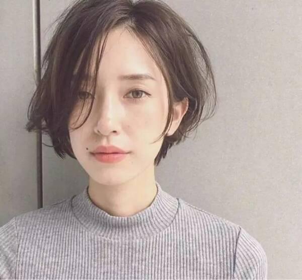 2018秋冬最流行的65款发型,长发短发图片
