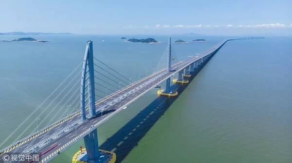 中只剩下了桥 港珠澳大桥总设计师自嘲是 桥痴