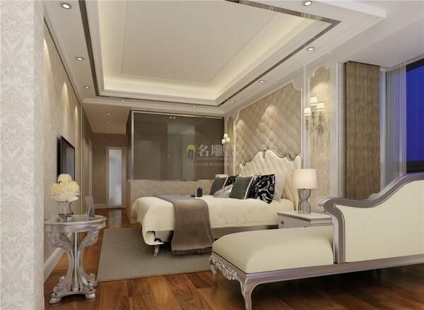 250平欧式半包别墅,大理石工艺的完美展示!
