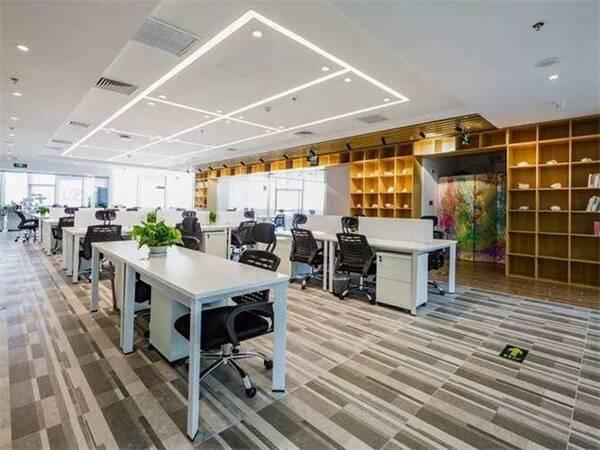 办公室装修照明设计