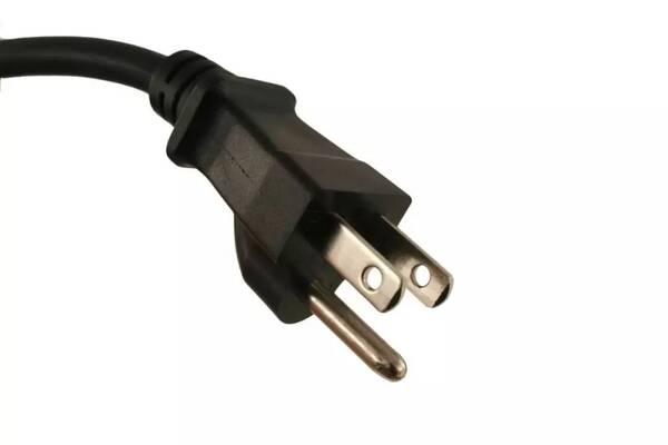 家里的电器基本上都需要电源线来通电.