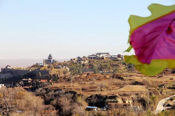 旅游又添新景点,陕北这家赵公明财神文化景区一开园便