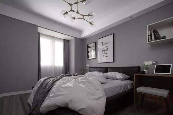 家装墙面乳胶漆_深灰,灰加黑,黑白灰的装修风格最爱用的乳胶漆颜色.