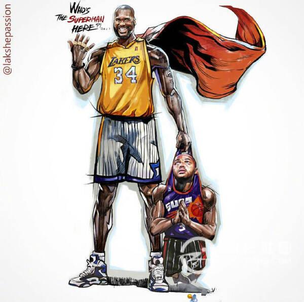 暗有漫画!一组篮球的写意漫画奉上邪恶古风漫画所指邪恶图片