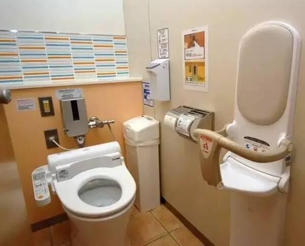 如果你去过日本的厕所,那么其他墙纸都包括将就规格的厕所变成图片