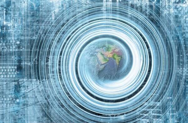 """互联网大爆炸:""""互联网+"""" 的贸易形式与""""互联网+""""的构造形式"""