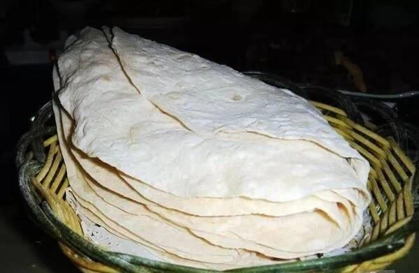 枣庄美食之八 大烧饼