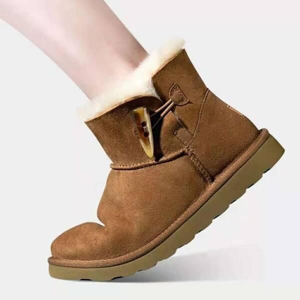 男女靴真的要买UGG?雪地有品帮你选一双对元二次小米亲吻生图片