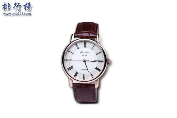 国产手表哪个牌子好 国产手表十大品牌排行榜