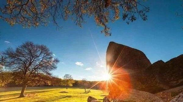三个步骤,拍摄酷炫的太阳星芒效果