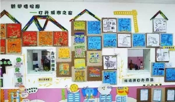 小小传承人:幼儿园环创主题墙设计方案小,中,大班齐全