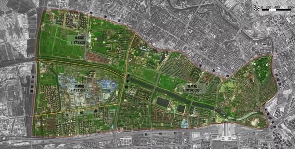 规划区域现状 特色与优势 1     两岸地区存在一定可整理用地,土地