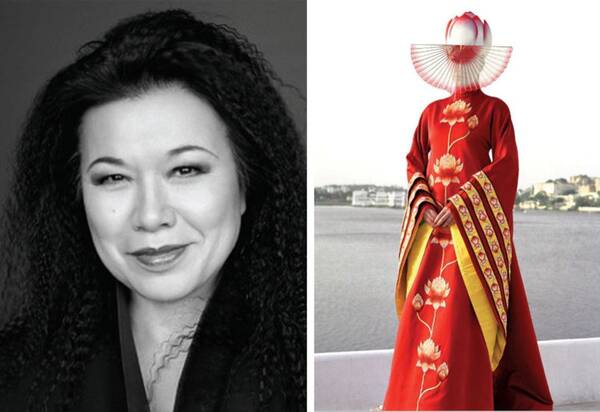 石冈瑛子(1939-2012)和她的作品室内设计师帅月图片