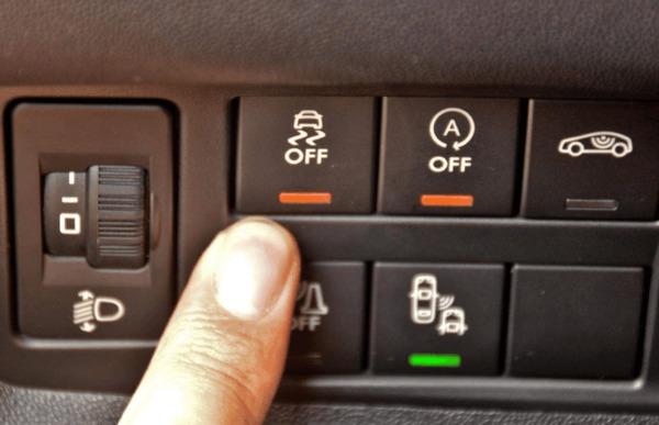 ESP能让车辆稳定,为何还设关闭键?老司机:这三种情况非关不可