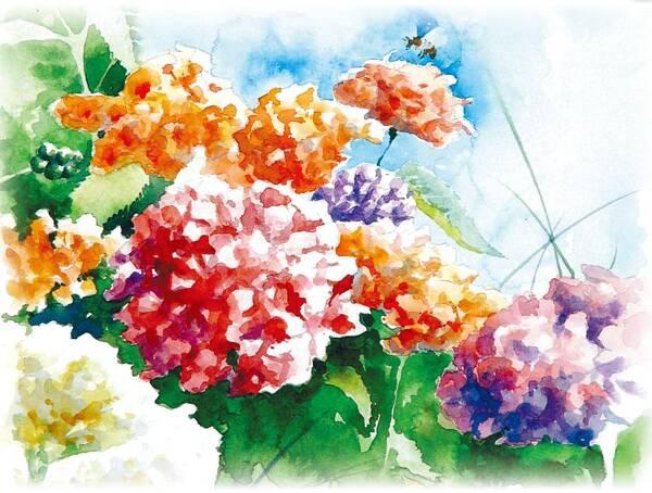 给读者展示了水彩风景,花卉,人物,动物的绘画技法,用有趣的长城上玩图片