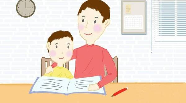 """""""不写作业母慈子孝,一写作业鸡飞狗跳"""",跳出陪娃写作业的魔圈图片"""