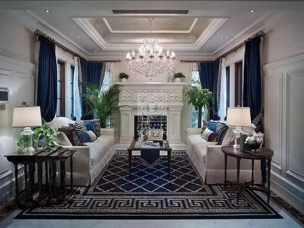 【居其作品】优雅的壁炉设计,为家引入欧式风情