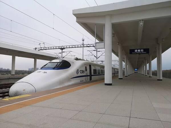 【最新动态】和谐号进出赣榆站视频和铁路票价建设信息汇总,快来看看