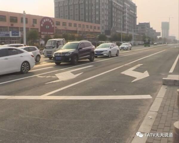 灵山大街_泰安灵山大街原制丝厂路段改造完毕 双向十车道 跑起来嗖嗖的!