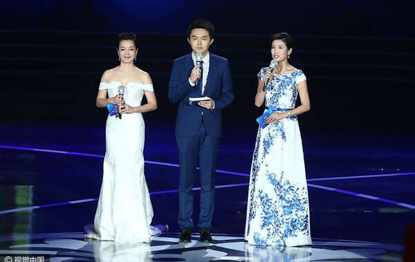 2017年4月23日,北京,第七届北京国际电影节闭幕颁奖礼举行,出席的明星图片