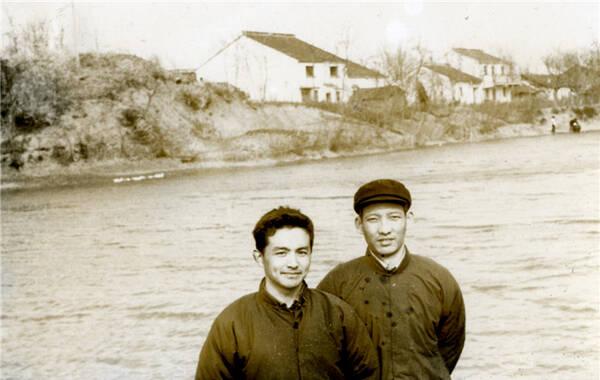 1980年3月在常州淹城战园古城遗址勘察