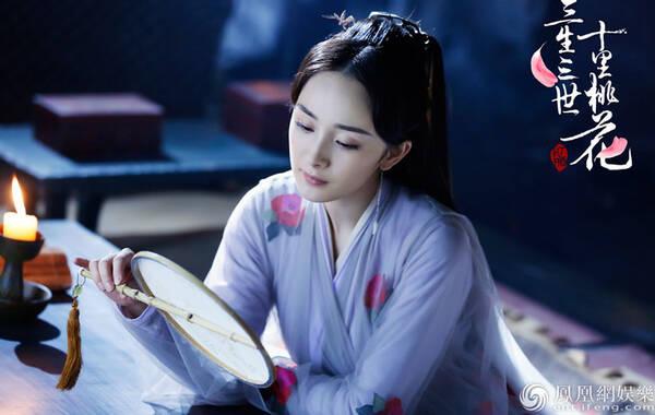 而随着司音带着墨渊仙身离开昆仑虚,白浅正式归位青丘,她与夜华的情缘图片
