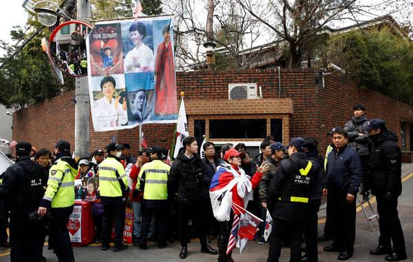 朴槿惠下午将离开青瓦台回私邸 不会就判决表态 - 天在上头 - 我的信息博客