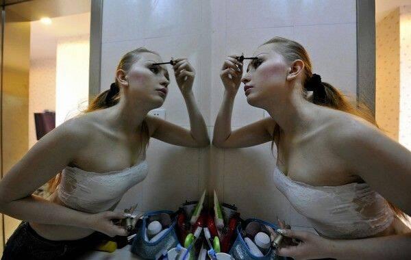 俄罗斯模特为变美丽 来中国扬州隆胸