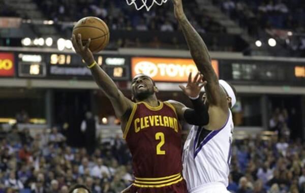 北京时间1月12日,NBA常规赛继续进行,国王队主场103-84击败骑士队,让后者遭遇5连败。