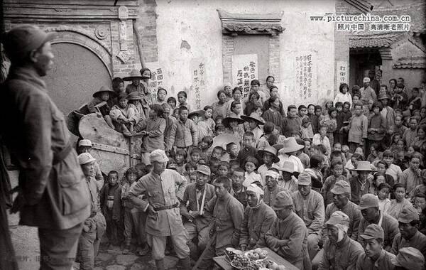 优待俘虏有水果等,说明八路军真优待,日俘才有反战情绪。