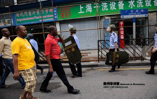 """在广州,一片以洪桥为中心,半径约10公里的地带,被出租车司机称为""""巧克力城""""。"""