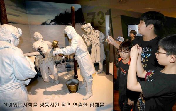 日军在广州拿中国人做细菌实验 遇难者尸体6人