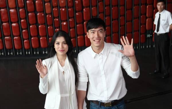 2015年6月25日,刘翔在其个人社交媒体上宣布与葛天离婚,两人昔日恩爱瞬间回顾。