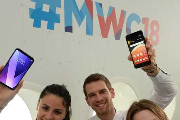 不只三星 LG也将在MWC上向客户展示可折叠vwin官网