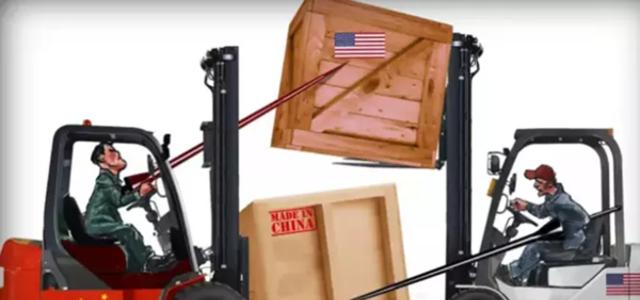 【战略家】贸易战风雨欲来,中国如何打痛特朗普?
