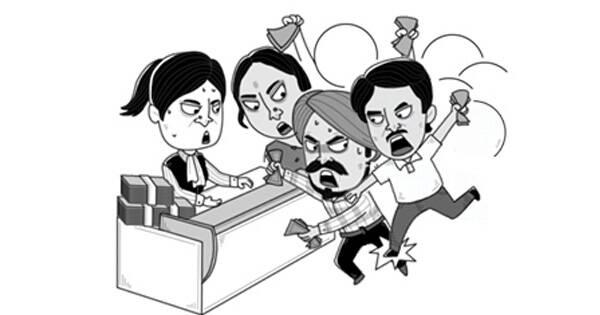 大鱼漫画:假币,腐败,黑钱,病入膏肓的印度拼死一搏