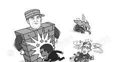 大鱼漫画:为啥美国的国家紧急状态超没存在感?